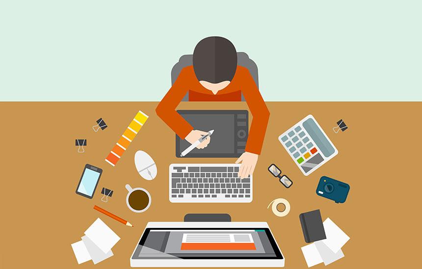 Δημιουργία Ιστοσελίδων - Σχεδιασμός e-shop