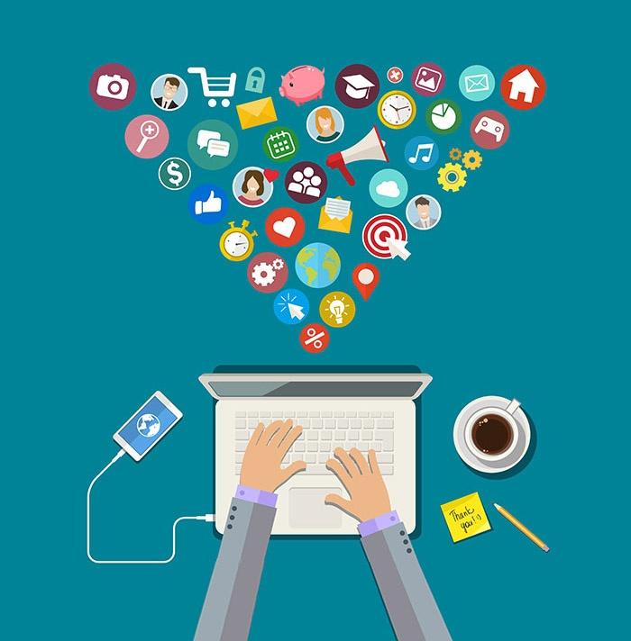 Δημιουργία e-shop - Προώθηση Ιστοσελίδων